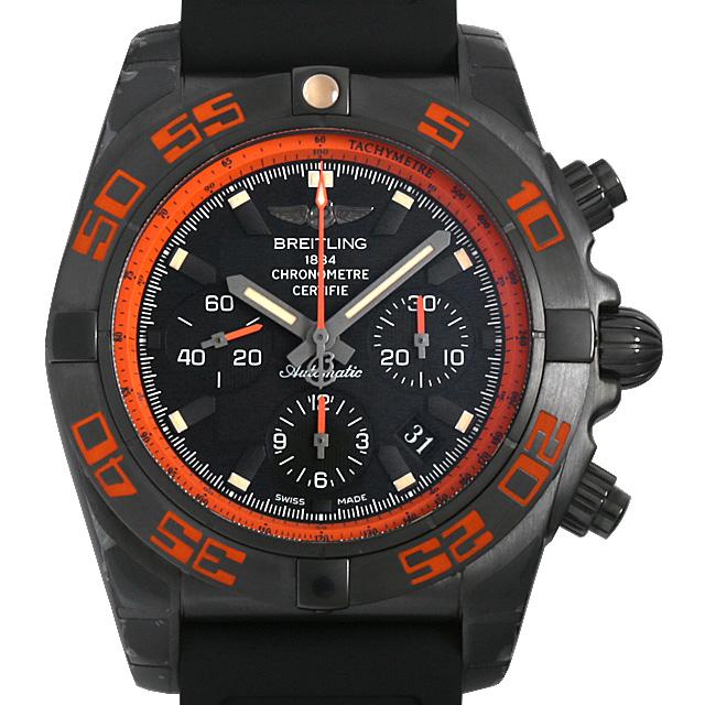 【48回払いまで無金利】ブライトリング クロノマット44 レイブン M011B07VRB(MB0111) メンズ(008WBRAU0048)【中古】【腕時計】【送料無料】