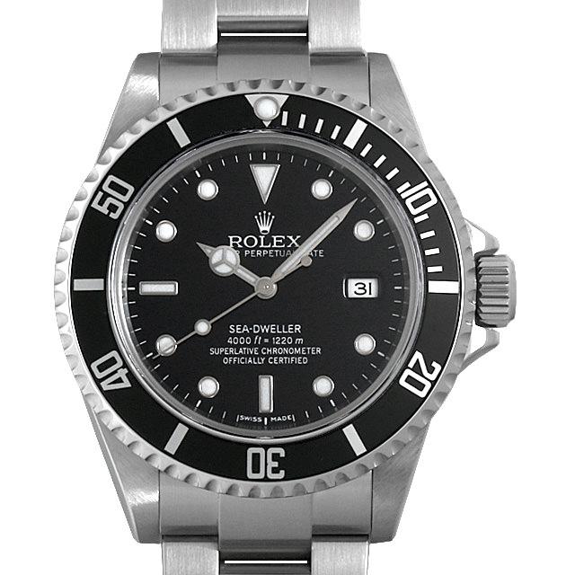 【48回払いまで無金利】ロレックス シードゥエラー M番 16600 メンズ(03DAROAU0001)【中古】【腕時計】【送料無料】