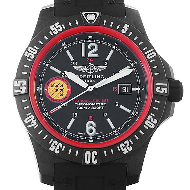 【48回払いまで無金利】ブライトリング コルト スカイレーサー パトルイユ スイス X74320B5/BG23(X74320) メンズ(0A89BRAU0017)【中古】【腕時計】【送料無料】