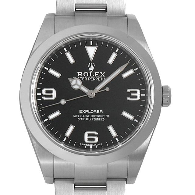 【48回払いまで無金利】SALE ロレックス エクスプローラー 214270 最新型 メンズ(0A89ROAU0089)【中古】【腕時計】【送料無料】