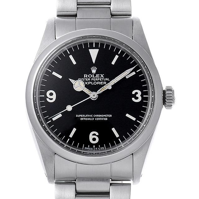 【48回払いまで無金利】ロレックス エクスプローラーI Cal.1570 40番 1016 メンズ(0ES2ROAA0001)【アンティーク】【腕時計】【送料無料】