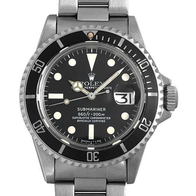 SALE 【48回払いまで無金利】ロレックス サブマリーナ デイト 51番 1680 メンズ(0IFMROAA0001)【アンティーク】【腕時計】【送料無料】