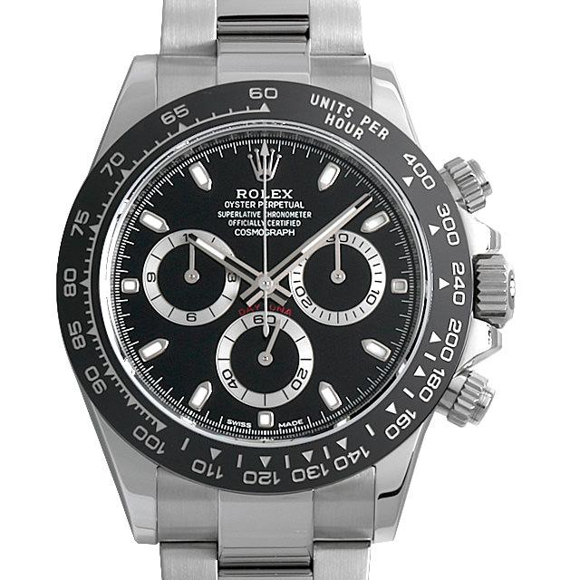 【48回払いまで無金利】ロレックス コスモグラフ デイトナ 116500LN ブラック メンズ(0IMMROAU0001)【中古】【腕時計】【送料無料】