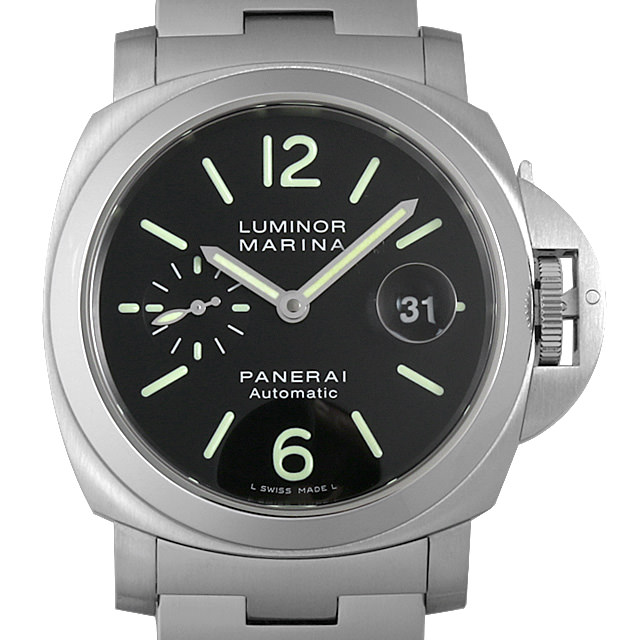 【48回払いまで無金利】パネライ ルミノールマリーナ M番 PAM00299 メンズ(0IX1OPAU0001)【中古】【腕時計】【送料無料】