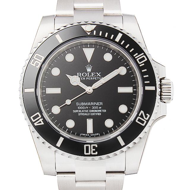 【48回払いまで無金利】ロレックス サブマリーナ ノンデイト 114060 メンズ(007UROAN0028)【新品】【腕時計】【送料無料】