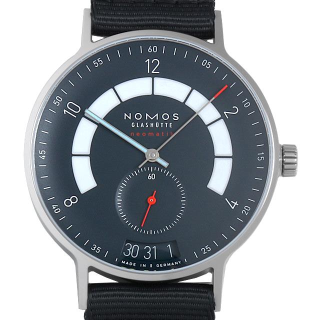 【48回払いまで無金利】ノモス アウトバーン ネオマティック41 1302 メンズ(0671NOAR0003)【新品】【腕時計】【送料無料】