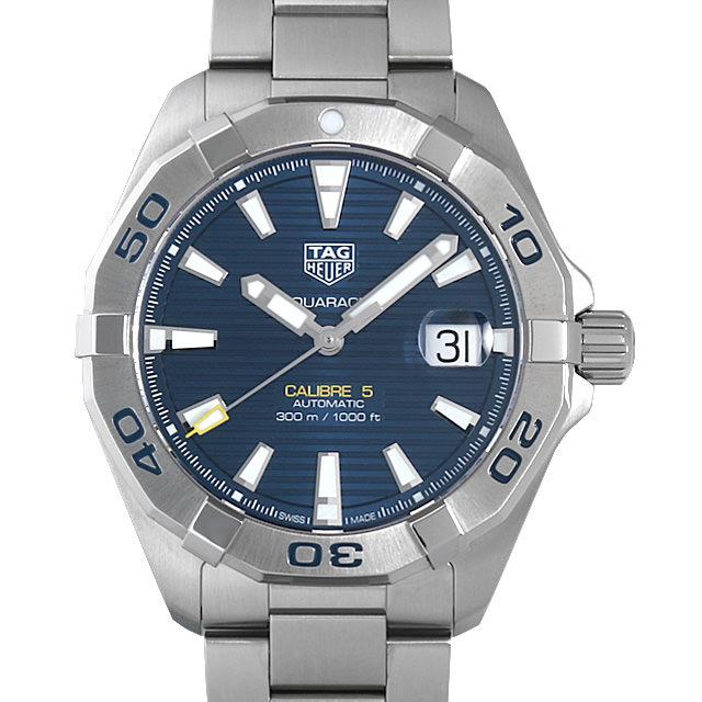 【48回払いまで無金利】タグホイヤー アクアレーサー キャリハ゛ー5 WBD2112.BA0928 メンズ(0671THAN0267)【新品】【腕時計】【送料無料】
