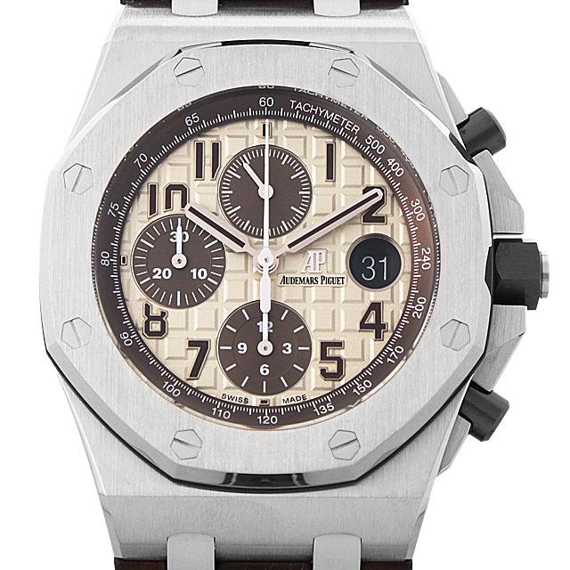 【48回払いまで無金利】オーデマピゲ ロイヤルオーク オフショア クロノグラフ 26470ST.OO.A801CR.01 メンズ(006XAPAU0048)【中古】【腕時計】【送料無料】