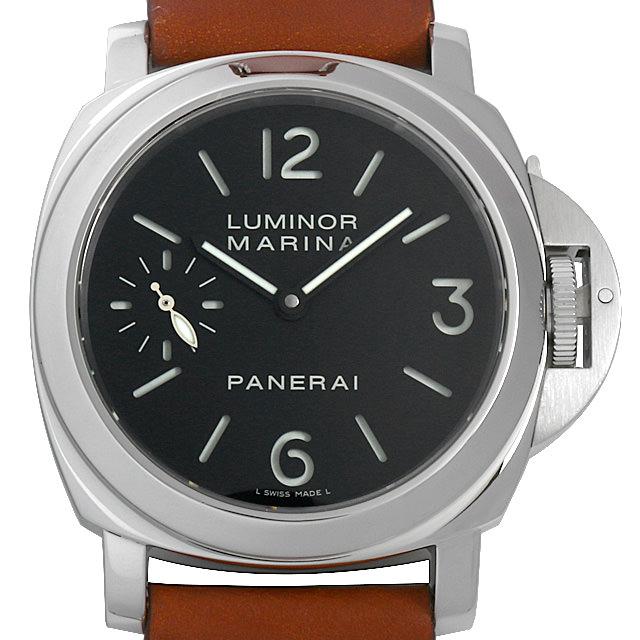 【48回払いまで無金利】パネライ ルミノールマリーナ H番 PAM00111 メンズ(006XOPAU0142)【中古】【腕時計】【送料無料】