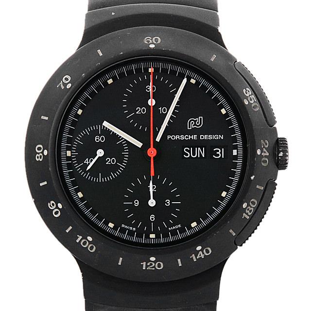 ポルシェデザイン スーパーライト クロノグラフ 3701 メンズ(006XPOAU0002)【中古】【腕時計】【送料無料】