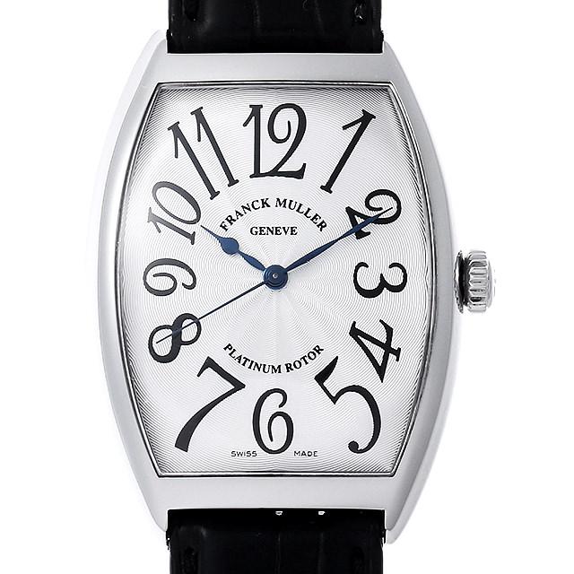 【48回払いまで無金利】フランクミュラー トノーカーベックス 6850SC AC メンズ(009VFRAU0074)【中古】【腕時計】【送料無料】