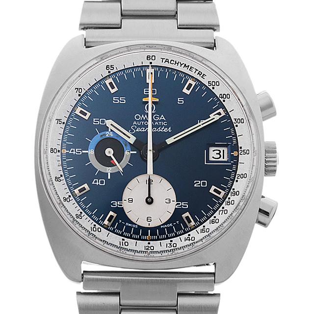 オメガ シーマスター クロノグラフ 176.007 メンズ(0IHTOMAA0001)【アンティーク】【腕時計】【送料無料】