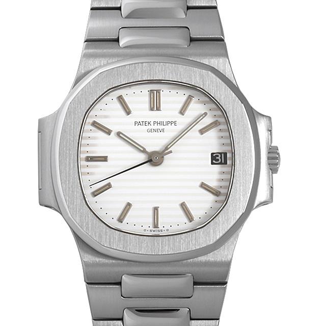 【48回払いまで無金利】SALE パテックフィリップ ノーチラス 3800/1A メンズ(0IZBPPAU0001)【中古】【腕時計】【送料無料】