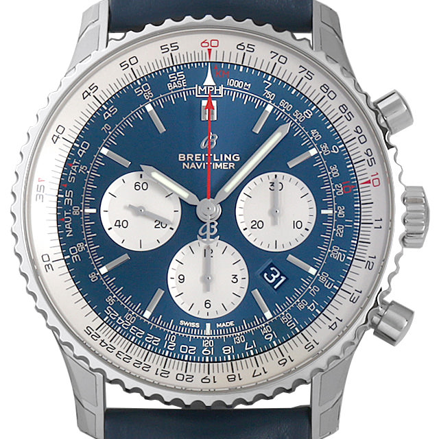 ブライトリング ナビタイマー01 A017C-1KBA(AB0127) メンズ(0671BRAN0045)【新品】【腕時計】【送料無料】