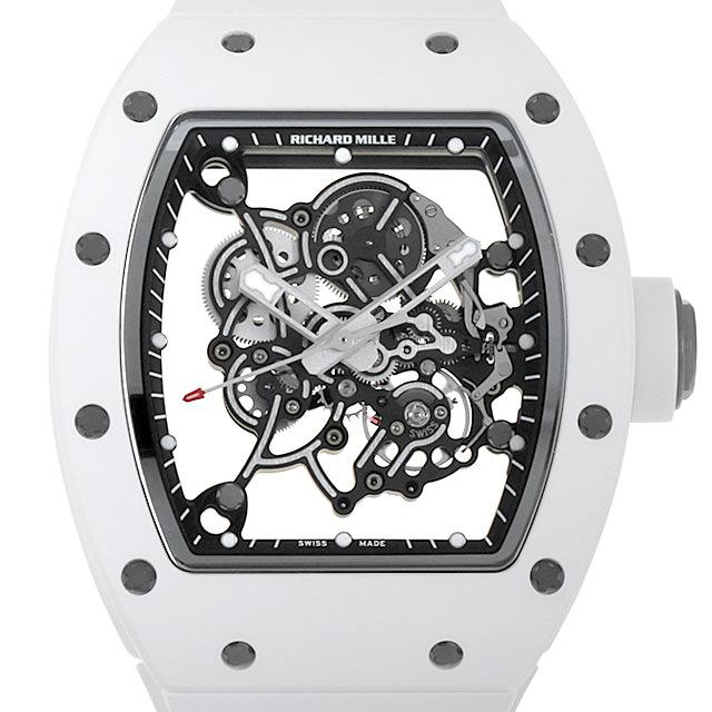 【48回払いまで無金利】SALE リシャールミル バッバワトソン RM055 メンズ(0JB9RMAS0001)【中古】【未使用】【腕時計】【送料無料】