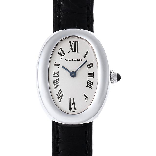 カルティエ ベニュワールSM W1516856 レディース(001HCAAU0111)【中古】【腕時計】【送料無料】