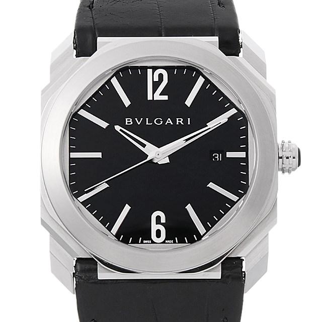 【48回払いまで無金利】SALE ブルガリ オクト BGO41BSLD メンズ(006XBVAU0010)【中古】【腕時計】【送料無料】