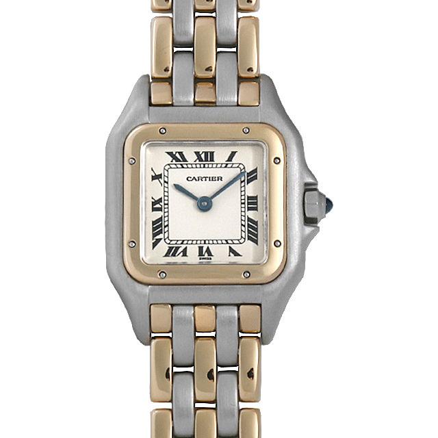 【48回払いまで無金利】カルティエ パンテール 3ROW SM W25029B8 レディース(006XCAAU0174)【中古】【腕時計】【送料無料】