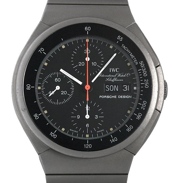 【48回払いまで無金利】ポルシェデザイン チタニウム クロノグラフ 3702 メンズ(006XPOAU0003)【中古】【腕時計】【送料無料】