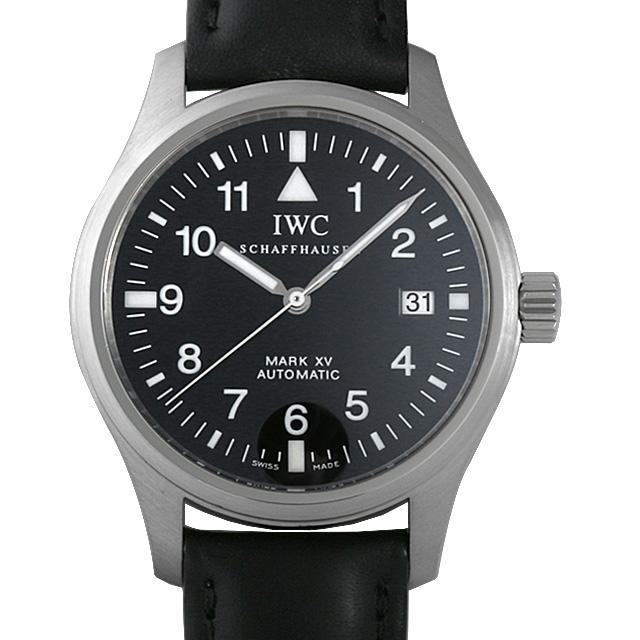 SALE IWC マーク15 IW325301(3253-01) メンズ(007UIWAU0118)【中古】【腕時計】【送料無料】