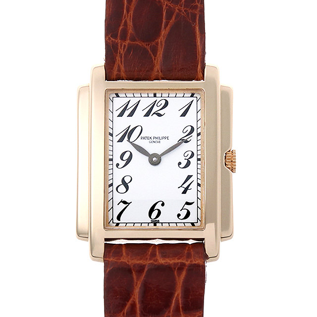 パテックフィリップ ゴンドーロ 4824J レディース(001HPPAU0067)【中古】【腕時計】【送料無料】