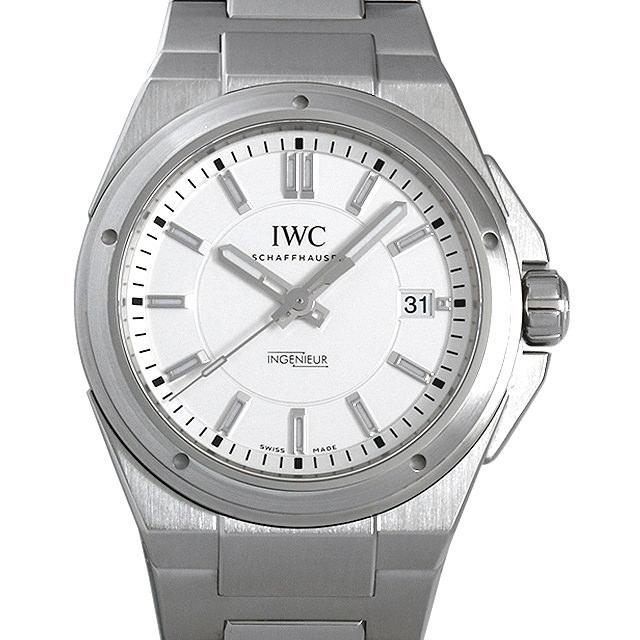 【48回払いまで無金利】IWC インヂュニア オートマティック IW323904 インジュニア メンズ(007UIWAU0121)【中古】【腕時計】【送料無料】