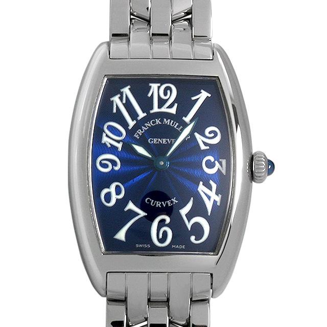 【48回払いまで無金利】フランクミュラー トノーカーベックス 1752QZ OAC レディース(0CKLFRAU0001)【中古】【腕時計】【送料無料】