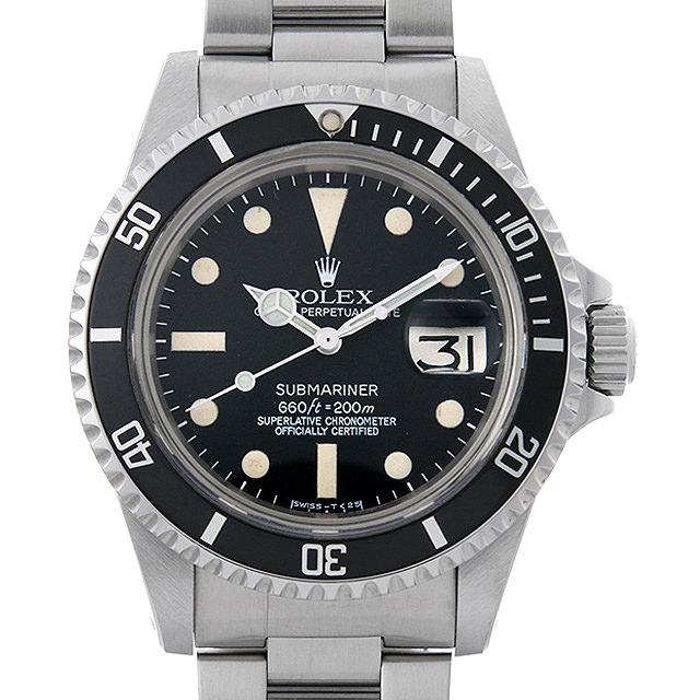 ロレックス サブマリーナ デイト Cal.1570 61番 1680 メンズ(0IZVROAA0001)【アンティーク】【腕時計】【送料無料】