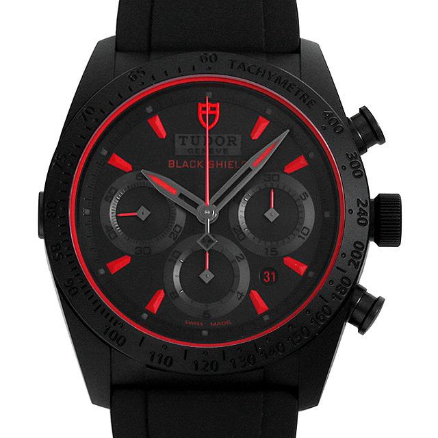 【48回払いまで無金利】チューダー ファストライダー ブラックシールド 42000CR メンズ(0FHMTUAN0015)【新品】【腕時計】【送料無料】