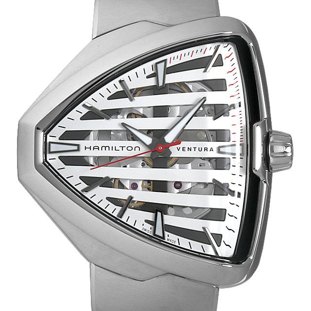 【48回払いまで無金利】ハミルトン ベンチュラ エルヴィス80 オート H24555181 メンズ(006THMAN0167)【新品】【腕時計】【送料無料】