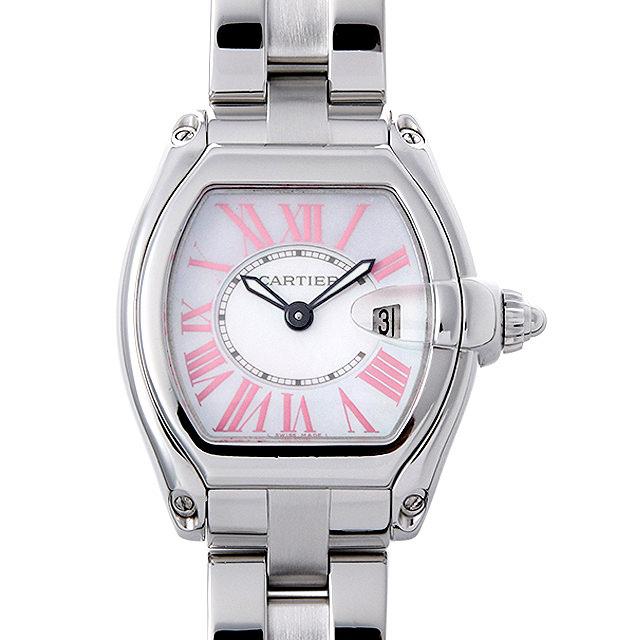 【48回払いまで無金利】カルティエ ロードスター W6206006 レディース(007UCAAU0139)【中古】【腕時計】【送料無料】