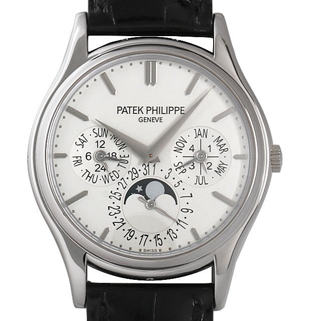 パテックフィリップ パーペチュアルカレンダー 5140G-001 メンズ(008WPPAU0082)【中古】【腕時計】【送料無料】