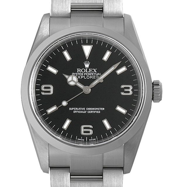 ロレックス エクスプローラーI Y番 114270 メンズ(0094ROAU0016)【中古】【腕時計】【送料無料】