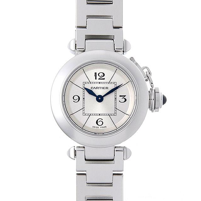 カルティエ ミスパシャ W3140007 レディース(009VCAAU0113)【中古】【腕時計】【送料無料】