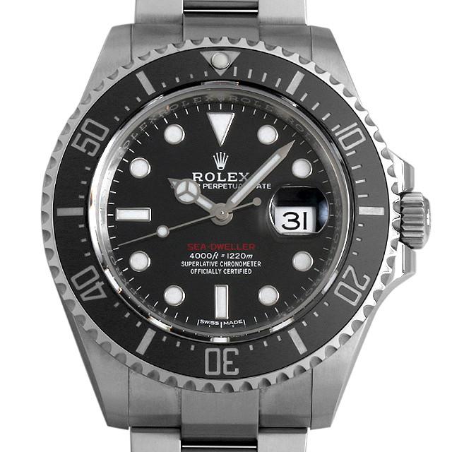 SALE ロレックス シードゥエラー 126600 メンズ(0KPXROAU0001)【中古】【腕時計】【送料無料】