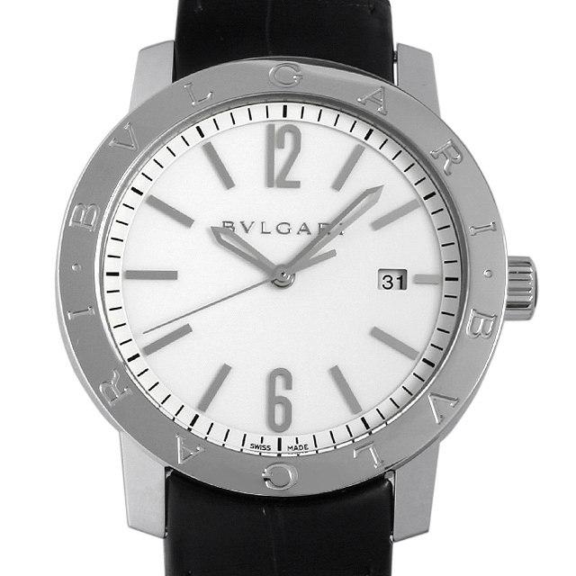 【48回払いまで無金利】ブルガリ ブルガリブルガリ BB41WSLD メンズ(0068BVAN0031)【新品】【腕時計】【送料無料】【キャッシュレス5%還元】