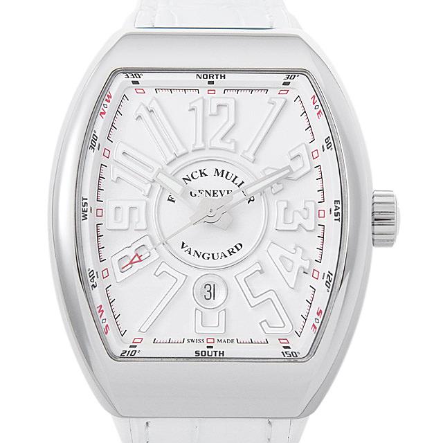 【48回払いまで無金利】フランクミュラー ヴァンガード V45 SC DT AC BC メンズ(0066FRAN0075)【新品】【腕時計】【送料無料】