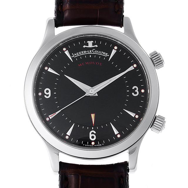 【48回払いまで無金利】ジャガールクルト マスターメモボックス 144.8.94.S メンズ(0014JLAU0019)【中古】【腕時計】【送料無料】