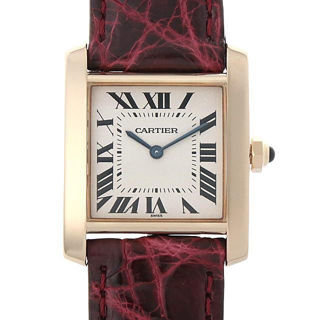 【48回払いまで無金利】SALE カルティエ タンクフランセーズ MM W5000356 ボーイズ(ユニセックス)(001HCAAU0128)【中古】【腕時計】【送料無料】