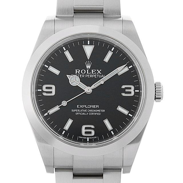 ロレックス エクスプローラー 214270 最新型 メンズ(006XROAU1005)【中古】【腕時計】【送料無料】