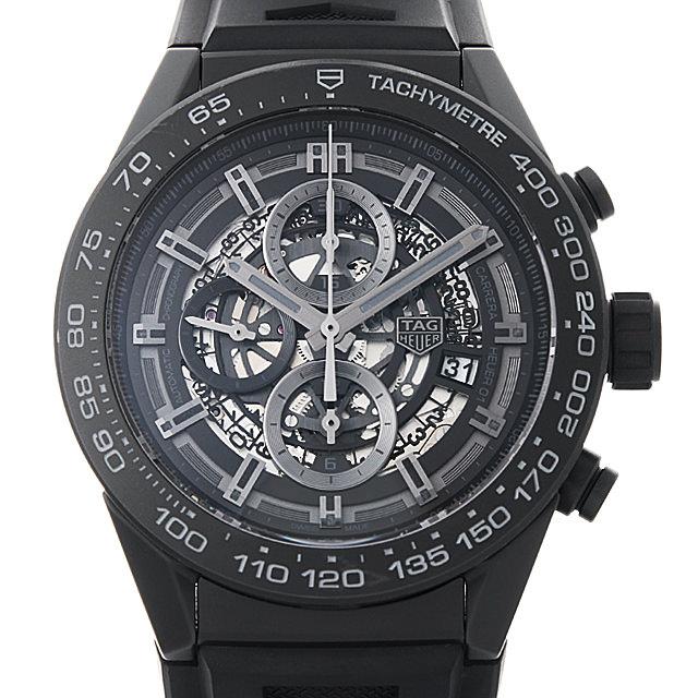 タグホイヤー カレラ キャリバー ホイヤー01 CAR2A91.FT6071 メンズ(006XTHAU0043)【中古】【腕時計】【送料無料】