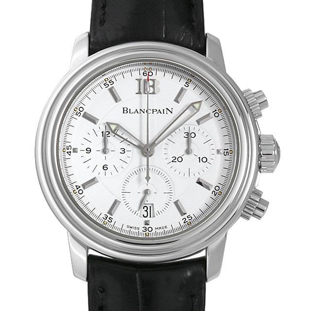 【48回払いまで無金利】ブランパン レマンクロノグラフ 2185-1127 メンズ(007UBPAU0006)【中古】【腕時計】【送料無料】