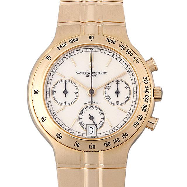 【48回払いまで無金利】SALE ヴァシュロンコンスタンタン フィディアス クロノグラフ 49001/967J メンズ(009SVCAU0003)【中古】【腕時計】【送料無料】
