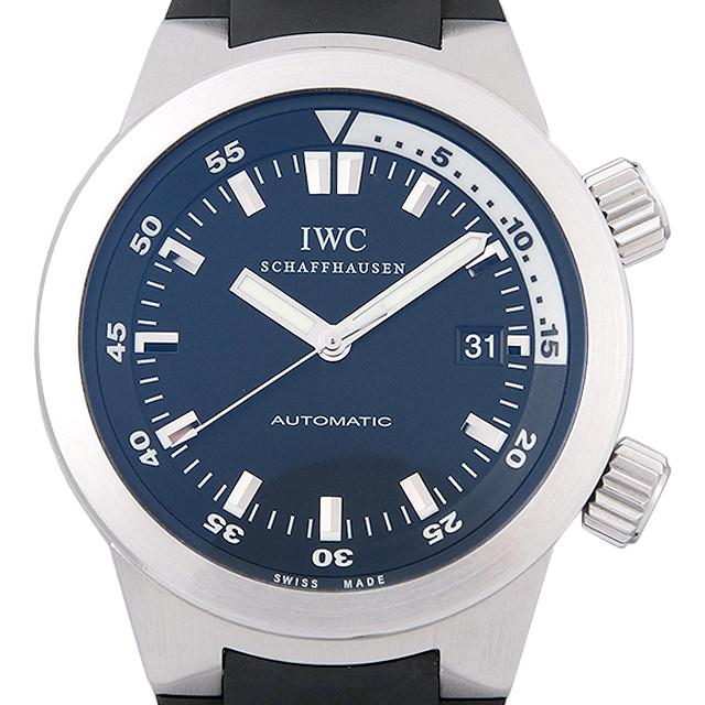 IWC アクアタイマー IW354807 メンズ(02J6IWAU0001)【中古】【腕時計】【送料無料】