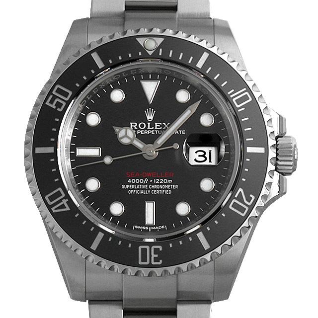 【48回払いまで無金利】ロレックス シードゥエラー 126600 メンズ(0KPWROAU0001)【中古】【腕時計】【送料無料】