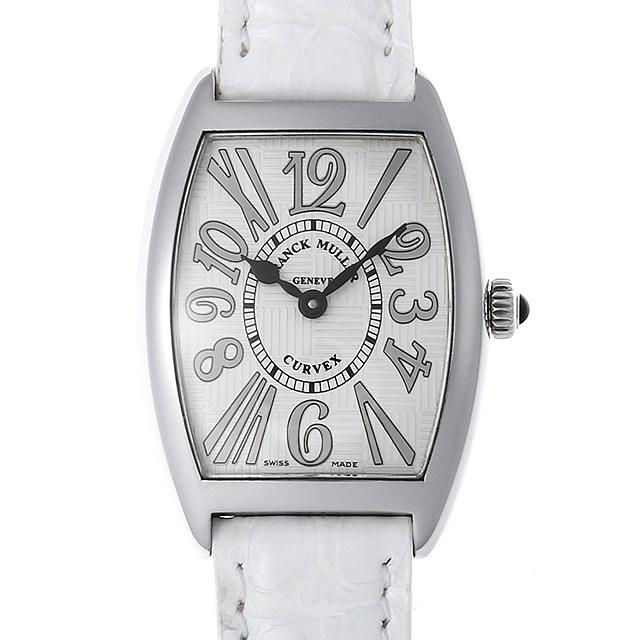 【48回払いまで無金利】フランクミュラー トノーカーベックス レリーフ アンサンブル 1752QZ REL V-R AC レディース(0066FRAN0071)【新品】【腕時計】【送料無料】