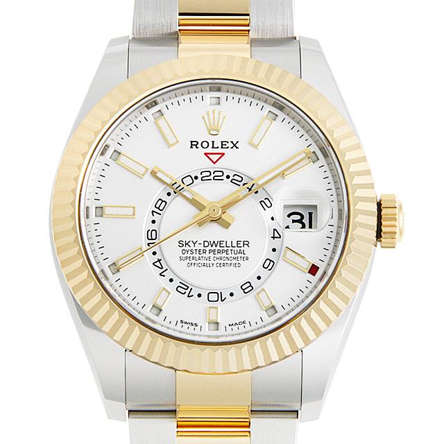 ロレックス スカイドゥエラー 326933 メンズ(0HOUROAN0001)【新品】【腕時計】【送料無料】