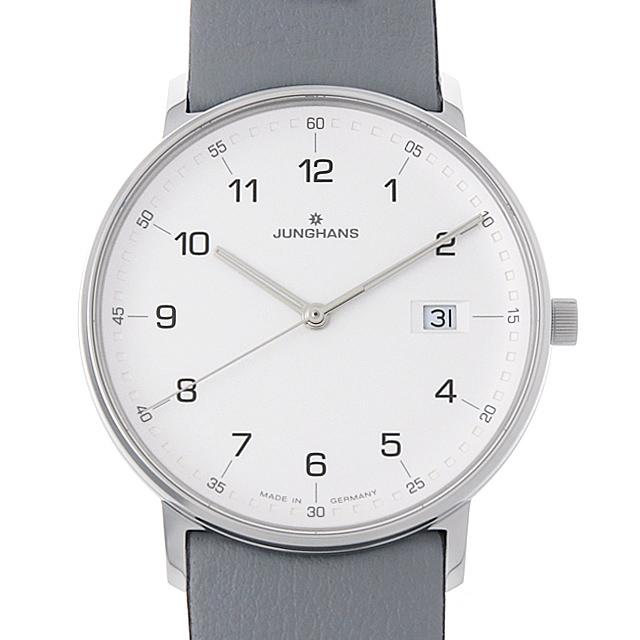 【48回払いまで無金利】ユンハンス フォーム Quarz 041/4885.00 メンズ(006TJUAN0165)【新品】【腕時計】【送料無料】