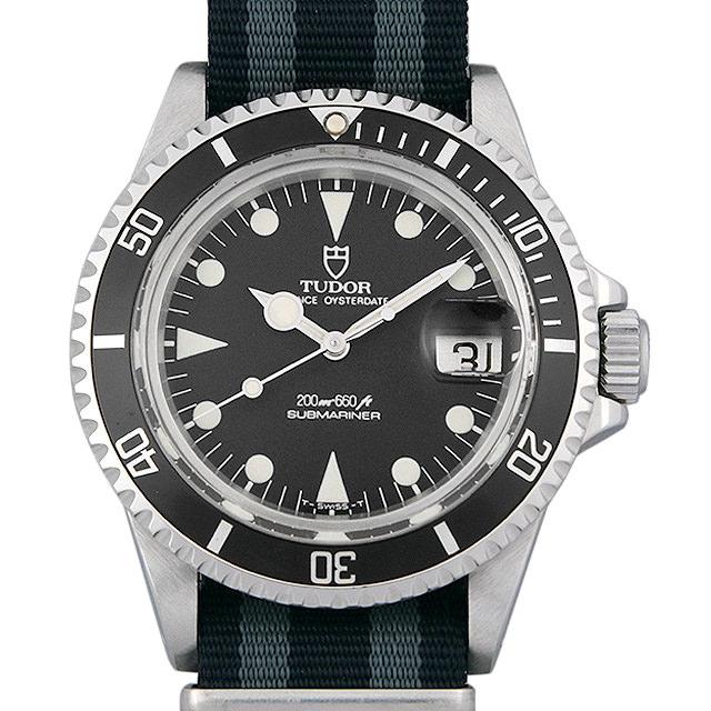 チューダー サブマリーナ デイト 76100 メンズ(006XTUAU0053)【中古】【腕時計】【送料無料】