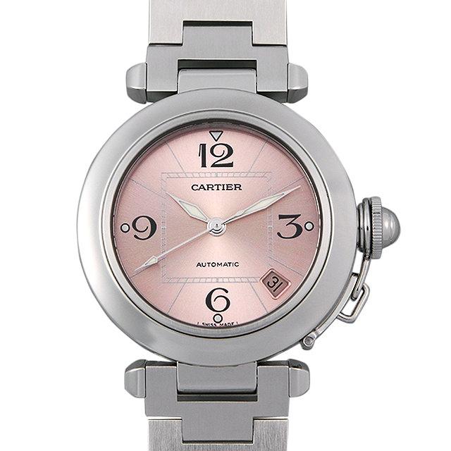 カルティエ パシャC W31075M7 ボーイズ(ユニセックス)(007UCAAU0154)【中古】【腕時計】【送料無料】